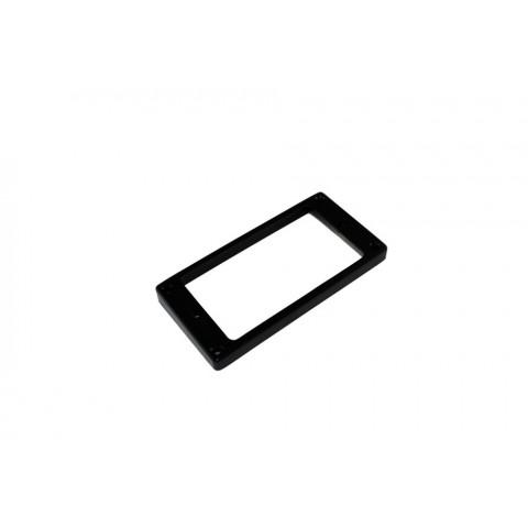 Humbucker pickupring gebogen Epiphone zwart