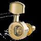 Schaler M6GOLA DaVinci stemmechanieken 6-in-lijn goud